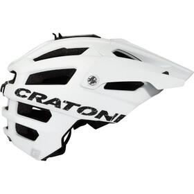 Cratoni AllTrack Kask MTB, biały